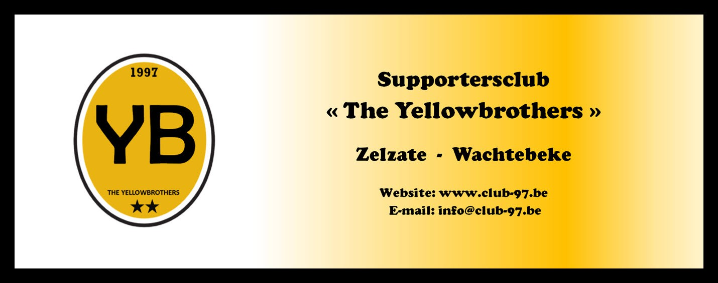 "Supportersclub ""The Yellowbrothers"""